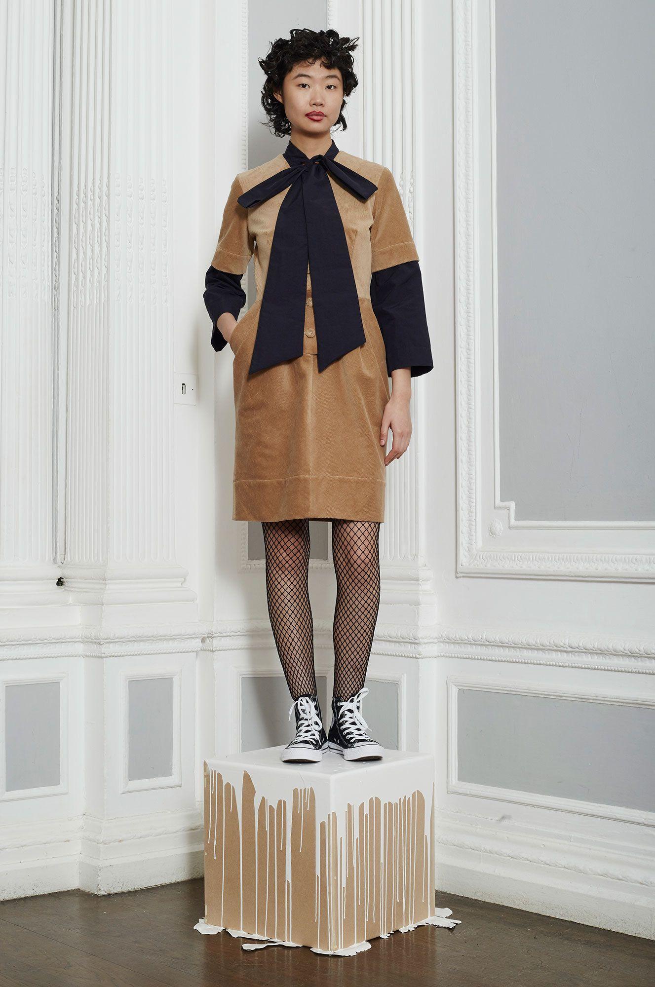 Peter Jensen Fall 2016 Ready-to-Wear Fashion Show