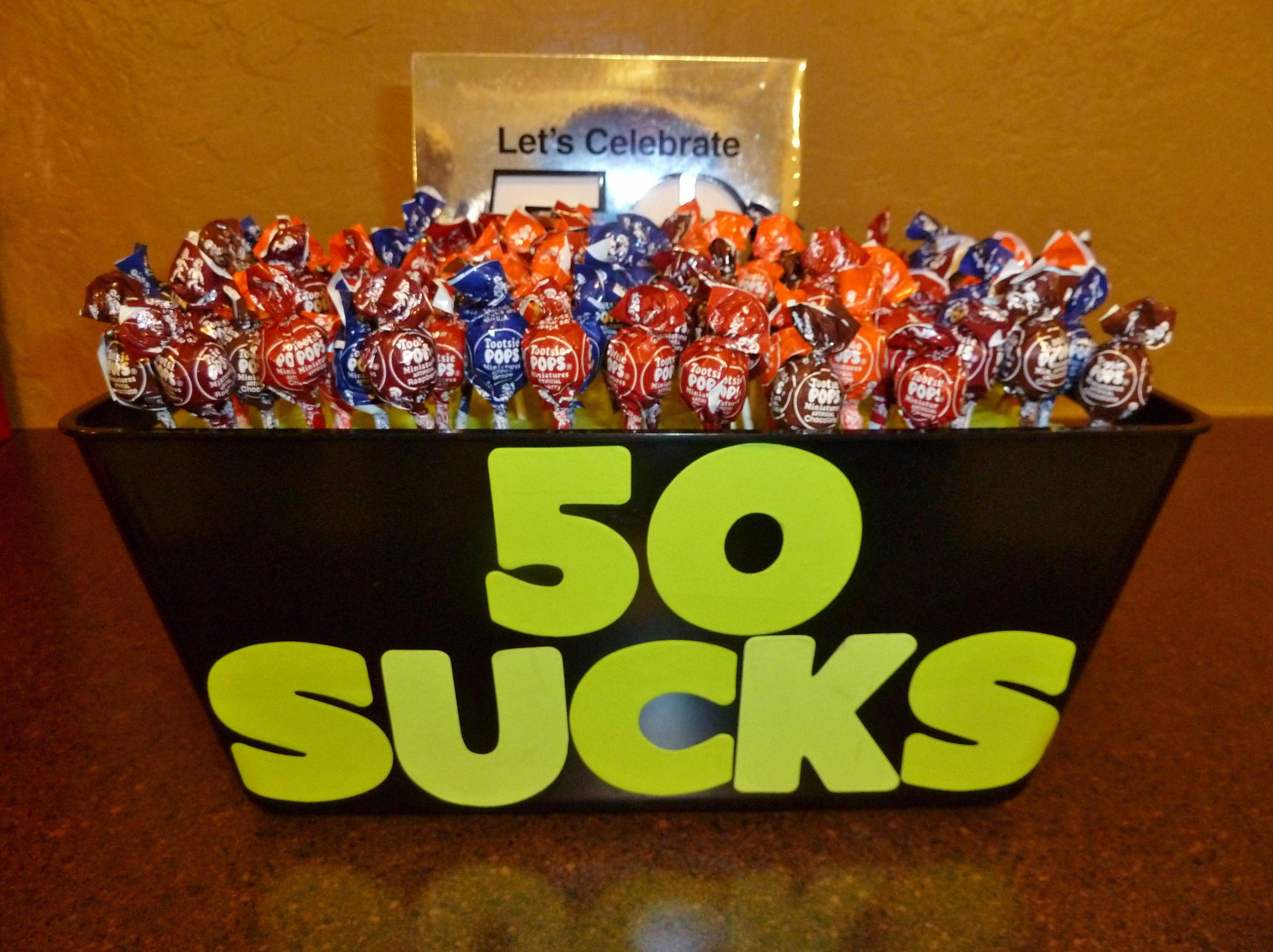 50th Birthday Birthday Party Ideas Pinterest