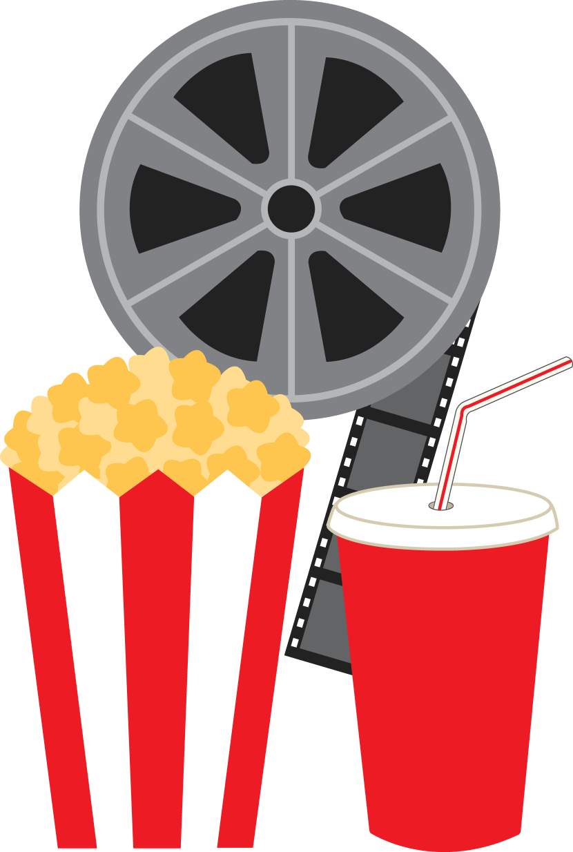 8 Issues With Our Favorite Films Growing Up Movie Popcorn Movie Clipart Free Clip Art