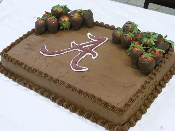 Simple Grooms Cake Ideas Yummy Chocolate Simple Groom S Cake
