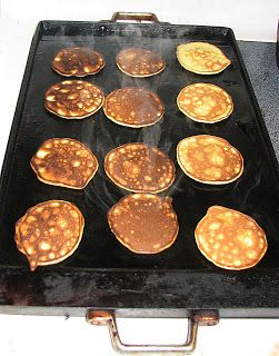 Coconut Butter Pancakes   Loving Our Guts