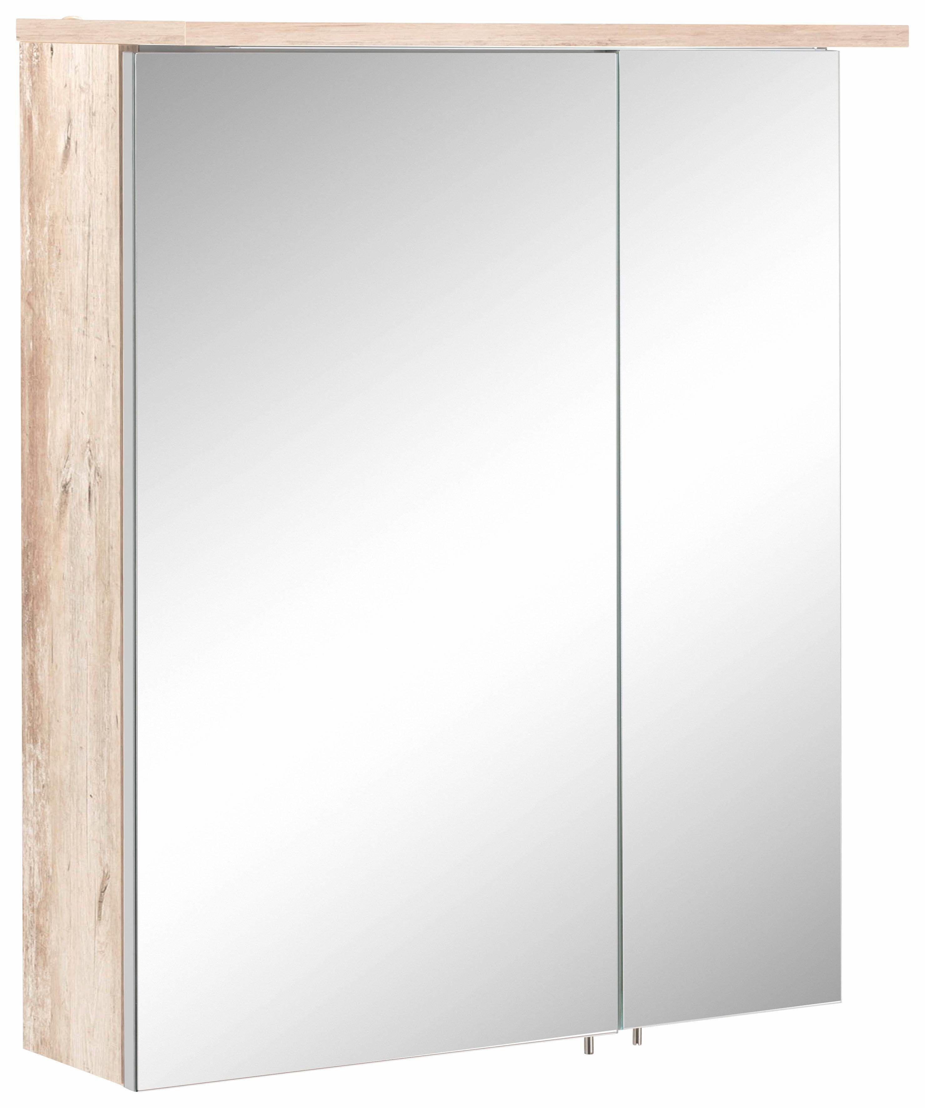 Schildmeyer Spiegelschrank »Profil 16« beige, Breite 60 cm Jetzt ...