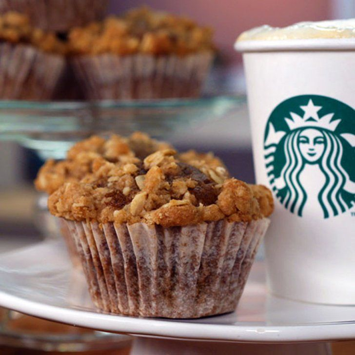 Get the recipe: pumpkin spice latte muffins                       Image Source: POPSUGAR Photography