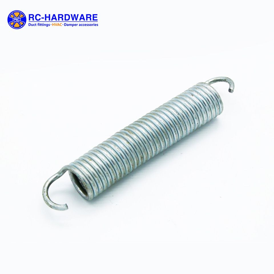High Strength Stainless Steel Tension Spiral Spring Extension Spring ...