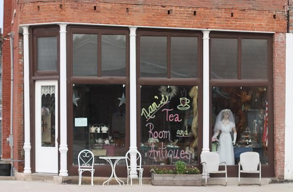 Nans Tea Room And Antiques By Kathy Cornett Antiques Room