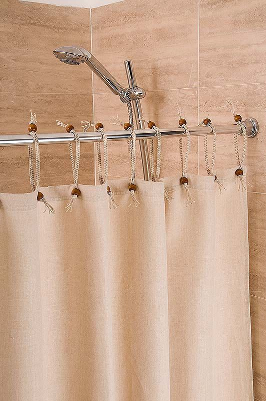 Purely Natural Undyed 100 Hemp Fabric Available By The Metre To Make Shower Curtains Beanbag Cushion Covers