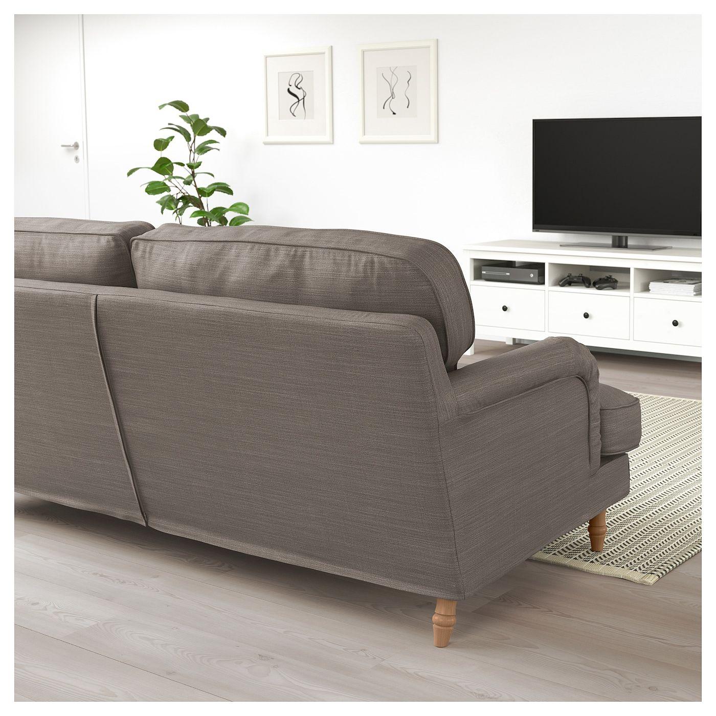 IKEA STOCKSUND Nolhaga Gray Beige