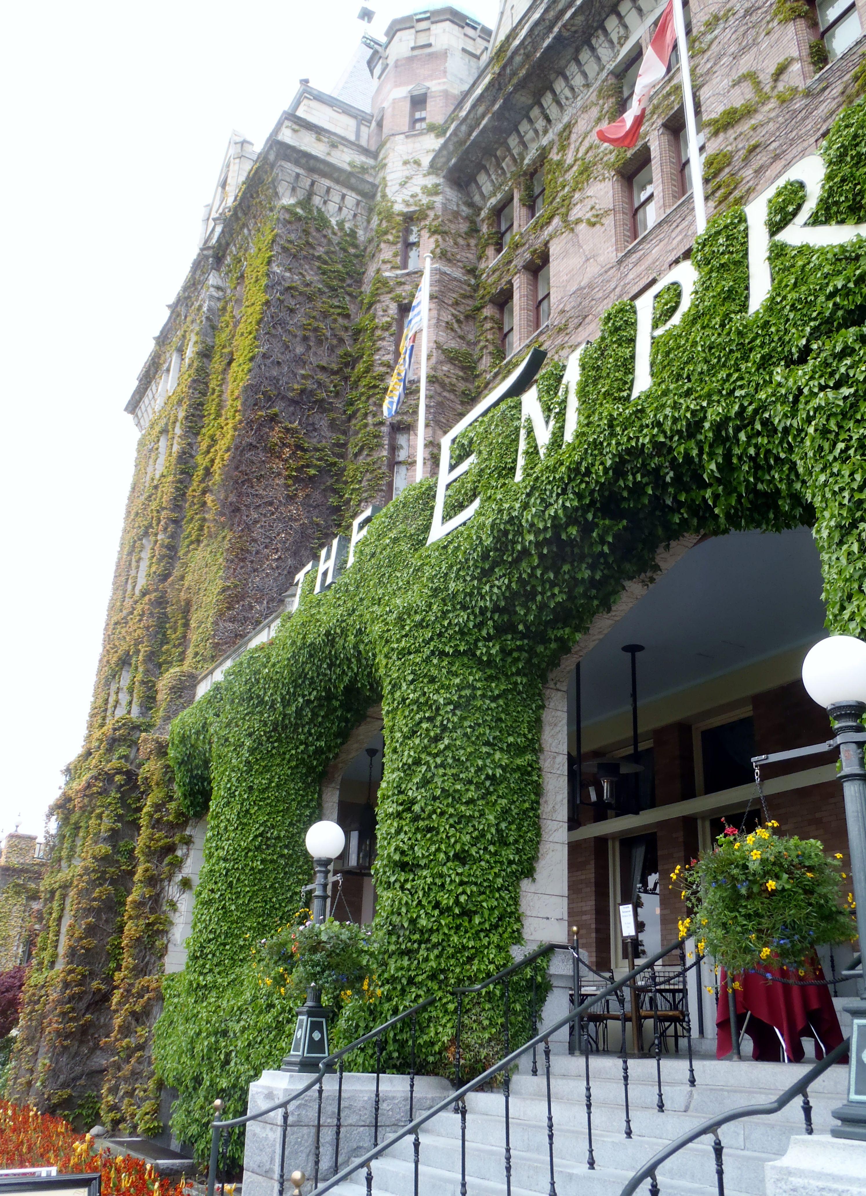 Empress Hotel, Victoria, BC Victoria island bc, Empress
