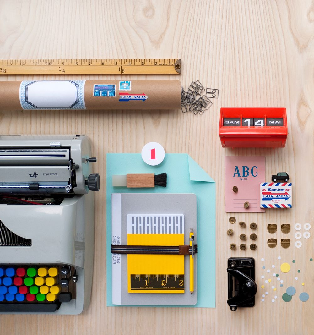 A Few Of Our Favourite Things For Design Mag Bureau Stationery