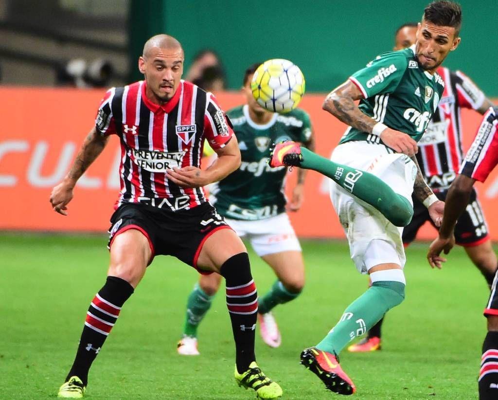 Palmeiras 2 x 1 São Paulo Gazeta Esportiva Palmeiras