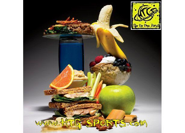 Buenos días! Recuerda que sólo una dieta variada y equilibrada te ayudarán a conseguir tus metas...  www.HTG-SPORTS.com | Go To The Limit!