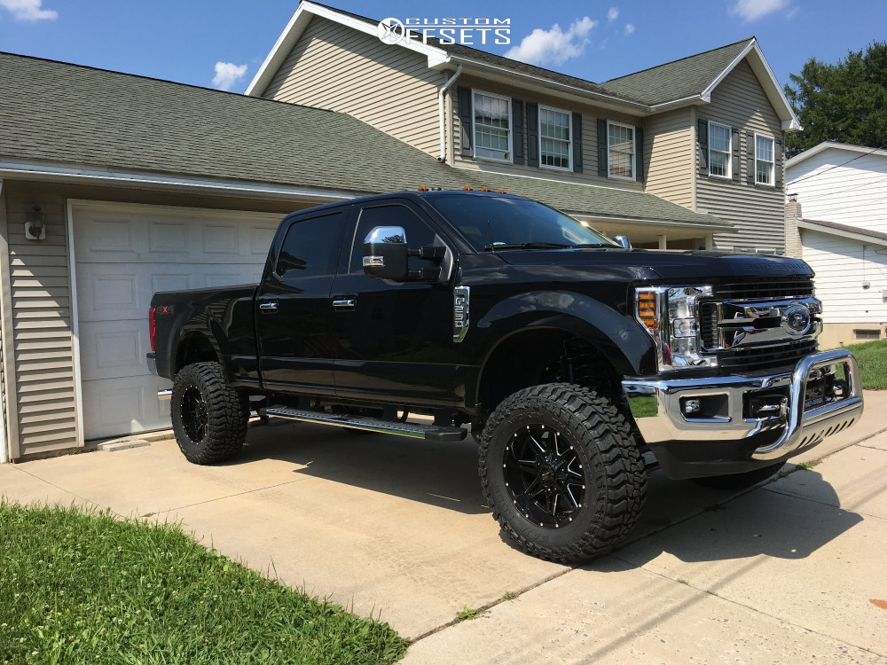 1 2019 F 250 Super Duty Ford Superlift Suspension Lift 4in