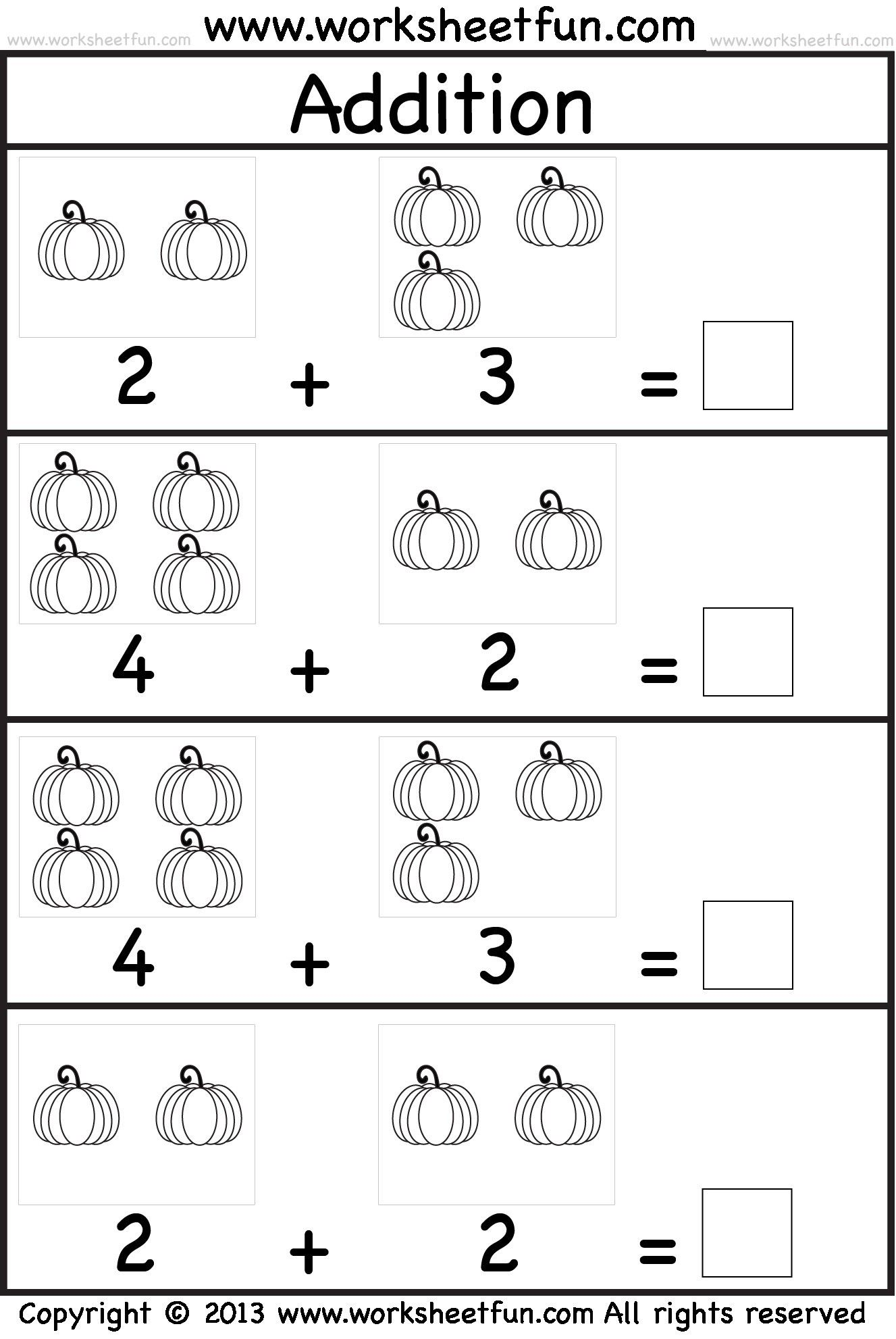 Number Bonds Addition Worksheet 3rd Grade