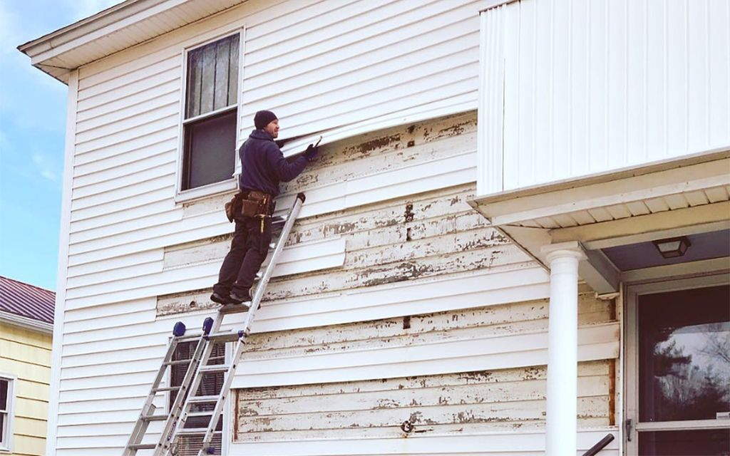 2020 How Much Does Vinyl Siding Cost See 2019 Avg Prices In 2020 With Images Siding Cost Vinyl Siding Cost Vinyl Siding