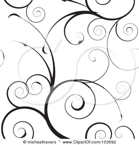 Swirl Designs Bing Images Floral Pattern Vector Abstract