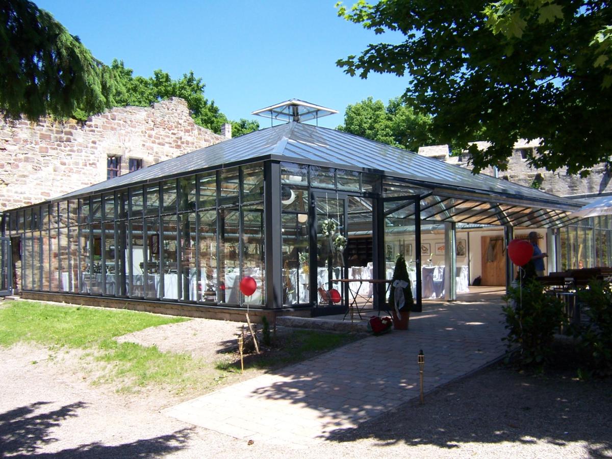 Schönburg Kaltwintergarten