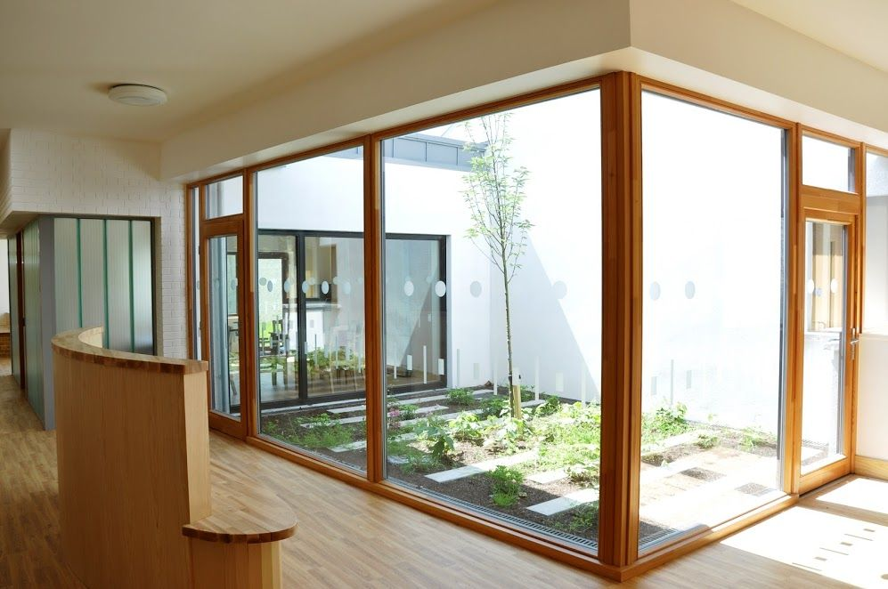 Custom Made AluClad Wood Fixed Windows by Signature   Wooden Fixed ...