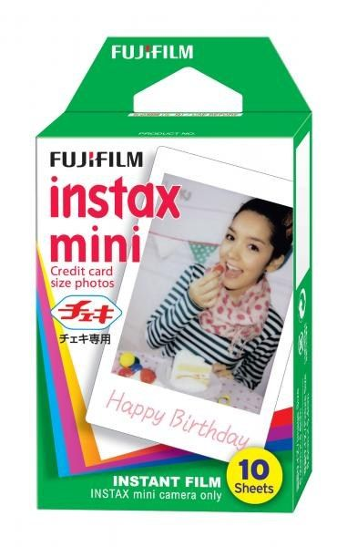 Polaroid film can get from dick smith MAKE SURE ITS FOR THE INSTAX MINI 8 - $29.95 for 20