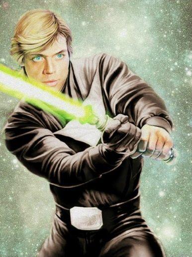 Luke Skywalker Jedi Knight by LukeSkywalkerFangirl on deviantART
