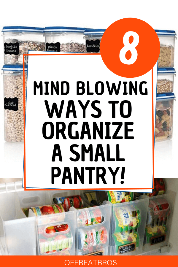 8 Pantry Organization Ideas You'll Wish You Knew Sooner