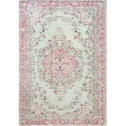 Photo of benuta Trends Teppich mit Print Jelle Lila 160×230 cm – Vintage Teppich im Used-Lookbenuta.de