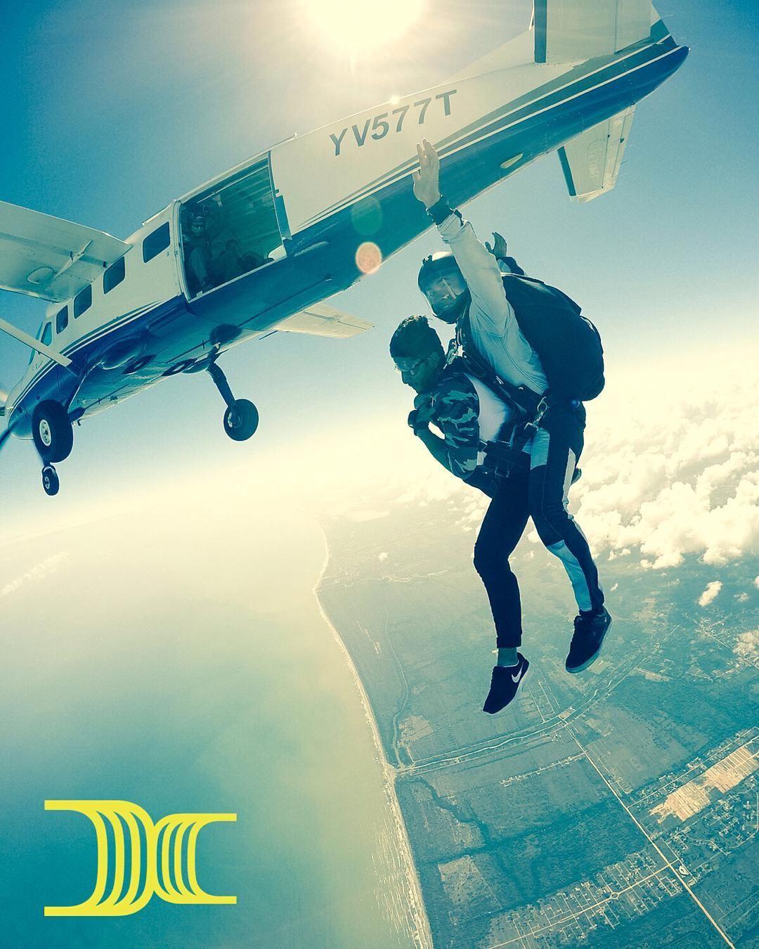 """""""Ven a #volar en @skydivecaribbean, no te pierdas la #mejor #experiencia  de tu #vida. #venezuela #adrenaline #iphone #samsung #1"""""""