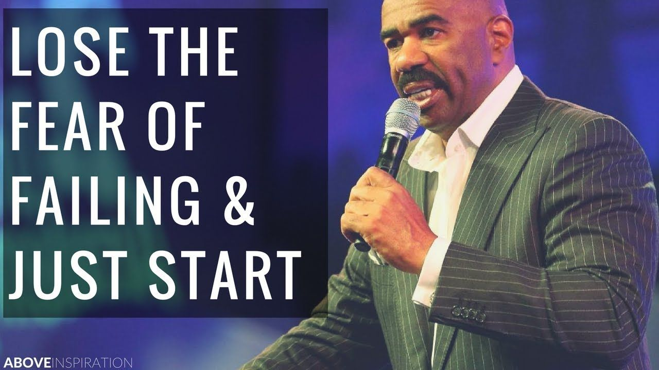 Just Start Today Steve Harvey Motivational Inspirational Video Youtube Inspirational Videos Inspirational Videos Youtube Motivation