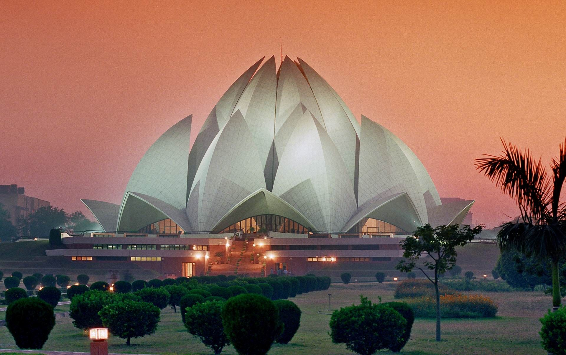 Image result for lotus temple delhi