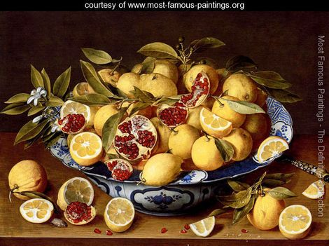 Famous Still Life Paintings | Still Life Of A Wanli Kraak ...