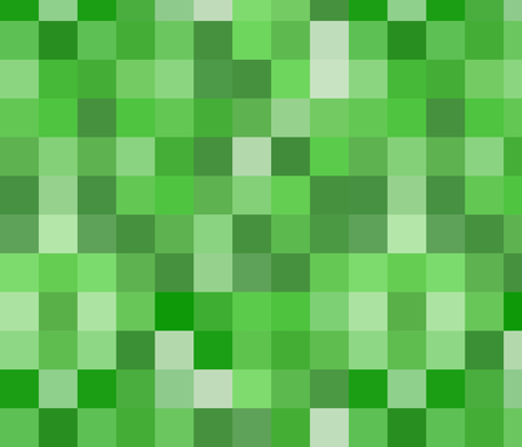 Colorful Fabrics Digitally Printed By Spoonflower Green Pixel Fabric Minecraft Printables Minecraft Costumes Minecraft Birthday