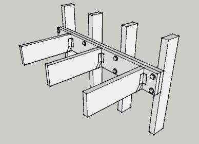 Superb Woodwork Garage Storage Loft Plans PDF Plans | Art Work Storage Ideas |  Pinterest | Garage Storage, Loft Plan And Lag Bolts