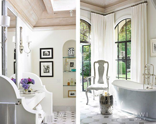 Bathroom inspiration · Beth Webb Interiors