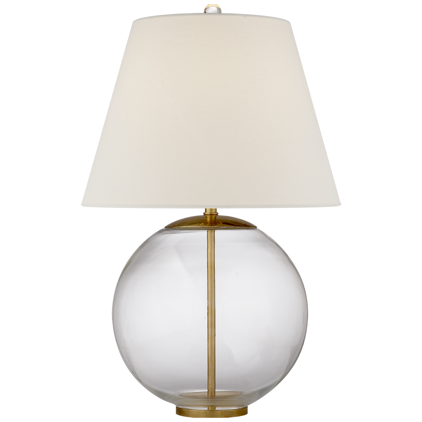 Morton Table Lamp Crystal Table Lamps Lamp Round Table Lamp