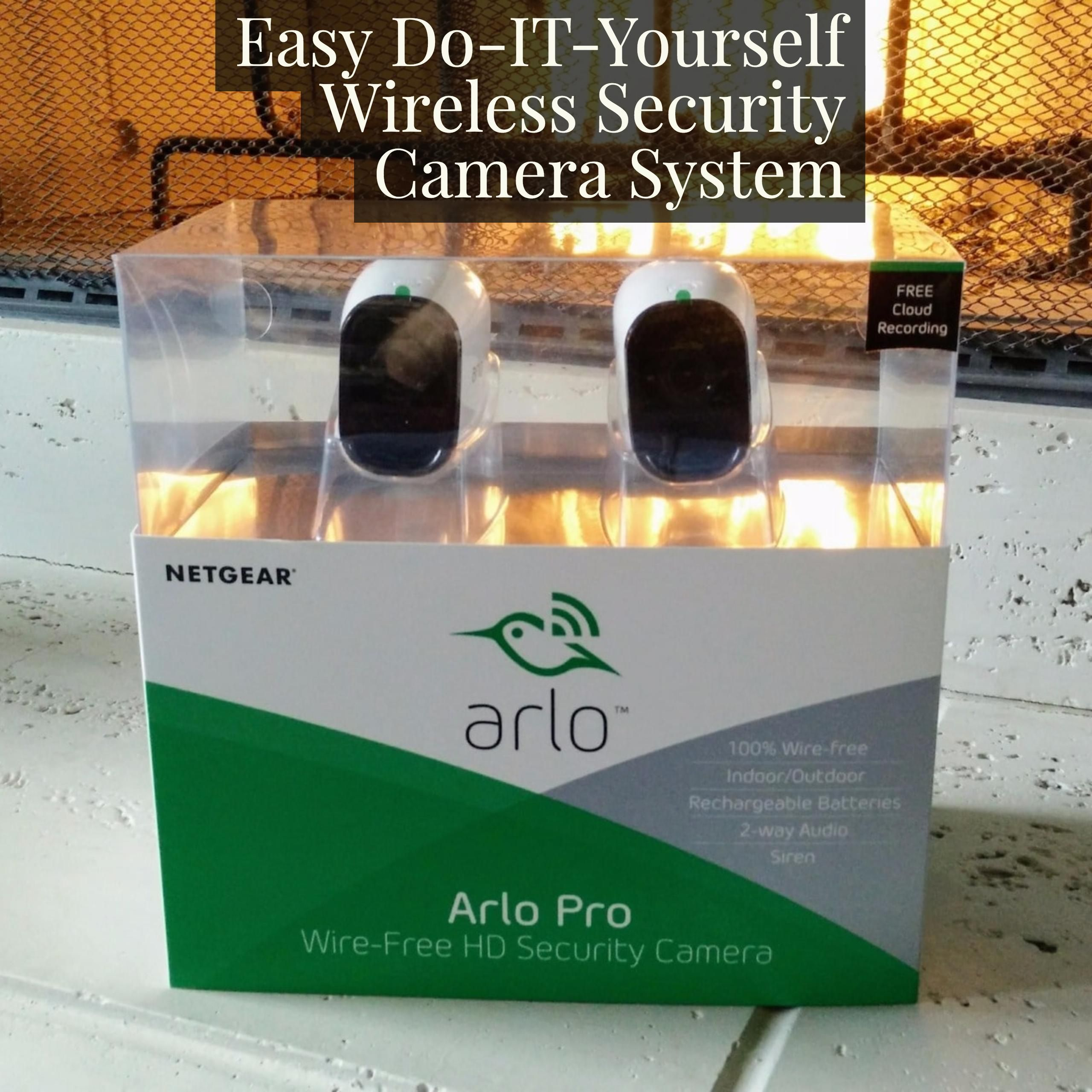 Netgear arlo pro wireless security camera system review easy netgear arlo pro wireless security camera system review easy home setup do it yourself solutioingenieria Choice Image