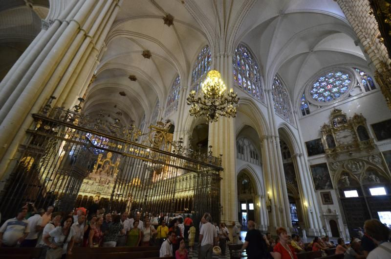 toledo cathedral altar - Google Search