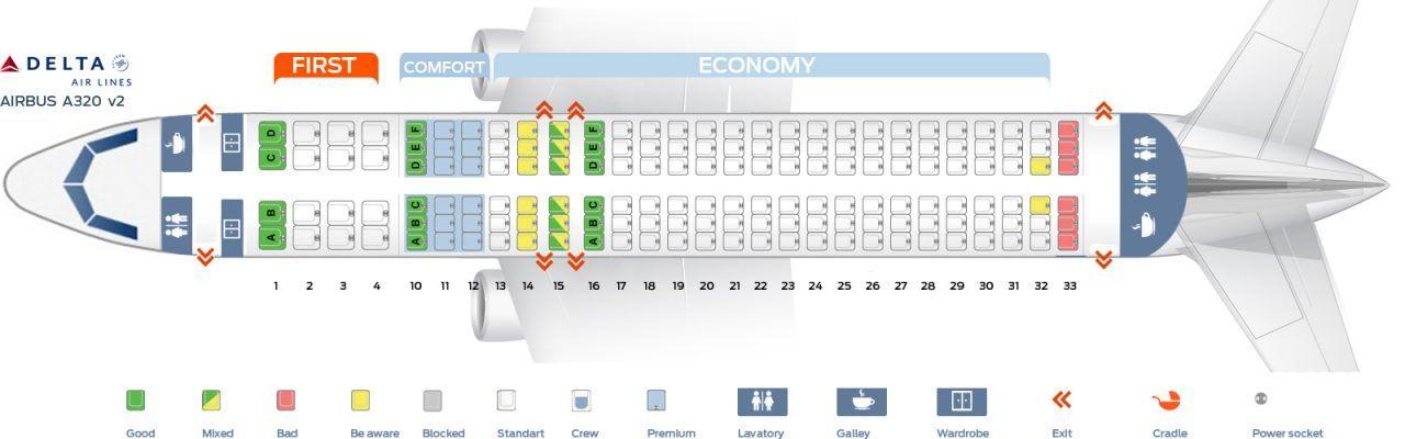 delta airbus a320 seating chart - Bobi.karikaturize.com on qatar airways a350 seat map, us airways airbus a330-200 seat map, us airways embraer 175 seat map, us airways canadair jet seat map, etihad airways a320 seat map, aer lingus a320 seat map, us airways crj-200 seat map, us airways boeing 767 seat map, spirit airlines seating chart seat map, us airways boeing 737-800 seat map,