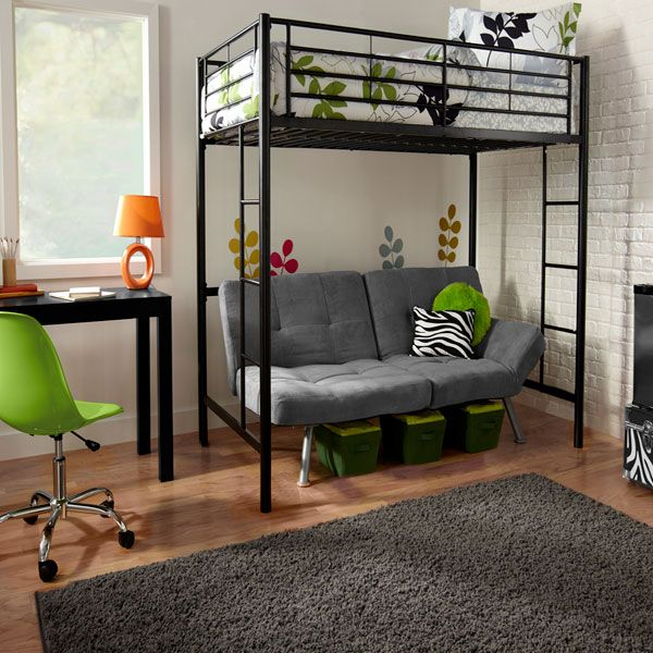 Maximize small spaces with fun functional d cor back to - Maximize storage in small bedroom ...