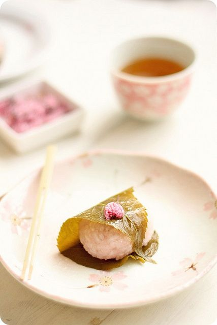 Sakuramochi Recipe