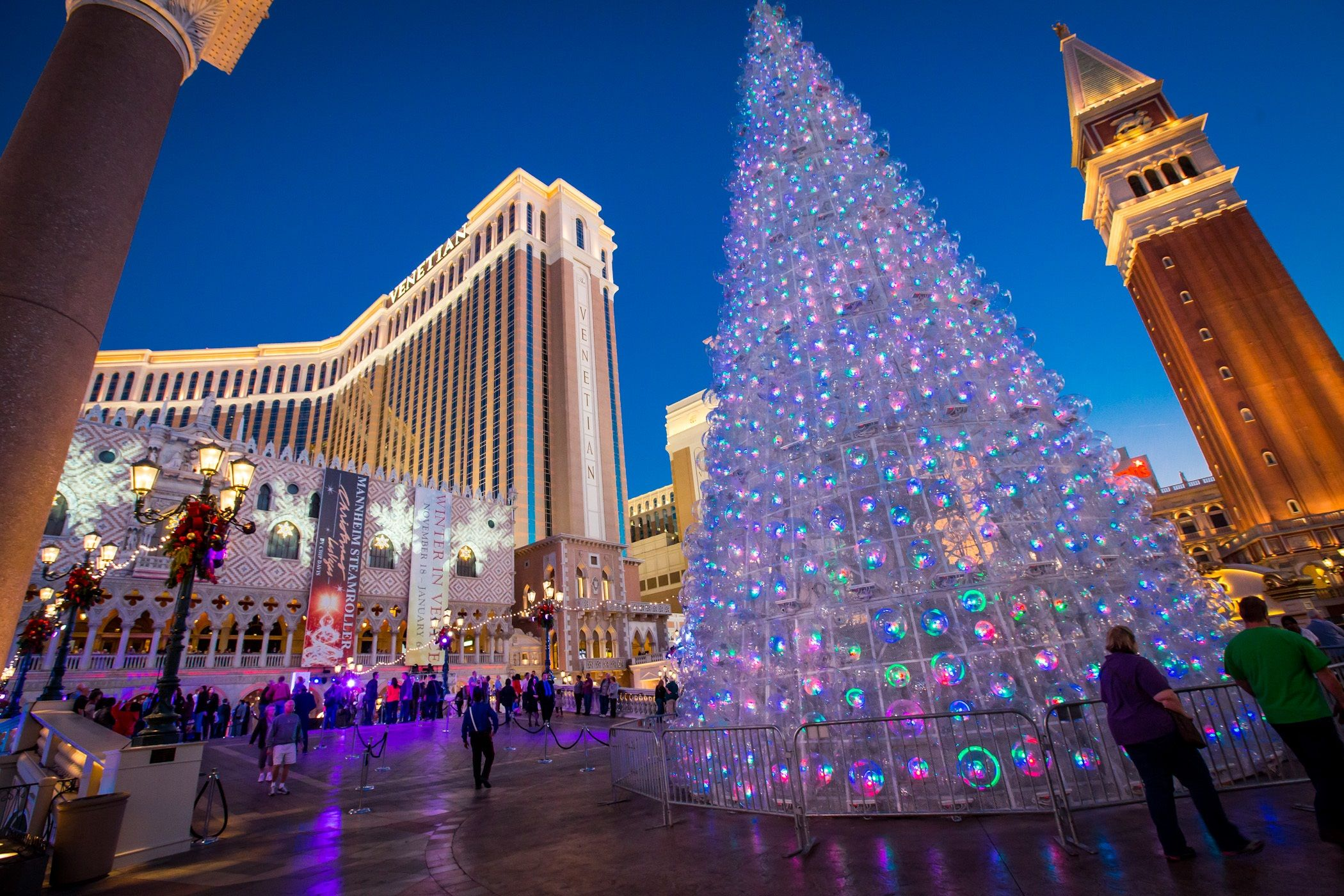 Christmas In Vegas.8 Things To Do In Vegas Over Christmas Blogs Visit Las