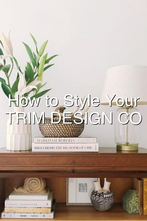 Trim Design Co  Our guide for how to style builtins and bookshelves provides easy tips you can follow This will help you create a stylish layout for your shelves   trimdesignco bookshelves builtins shelfstyling