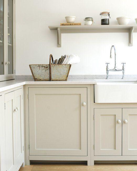 Tan Kitchen Cabinets