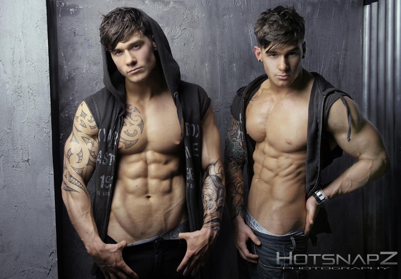 boys Hot twins