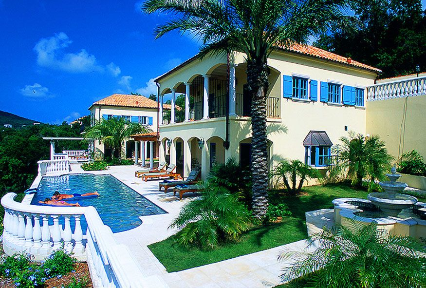 Big houses big use this work from home opportunity for Nice houses with pools