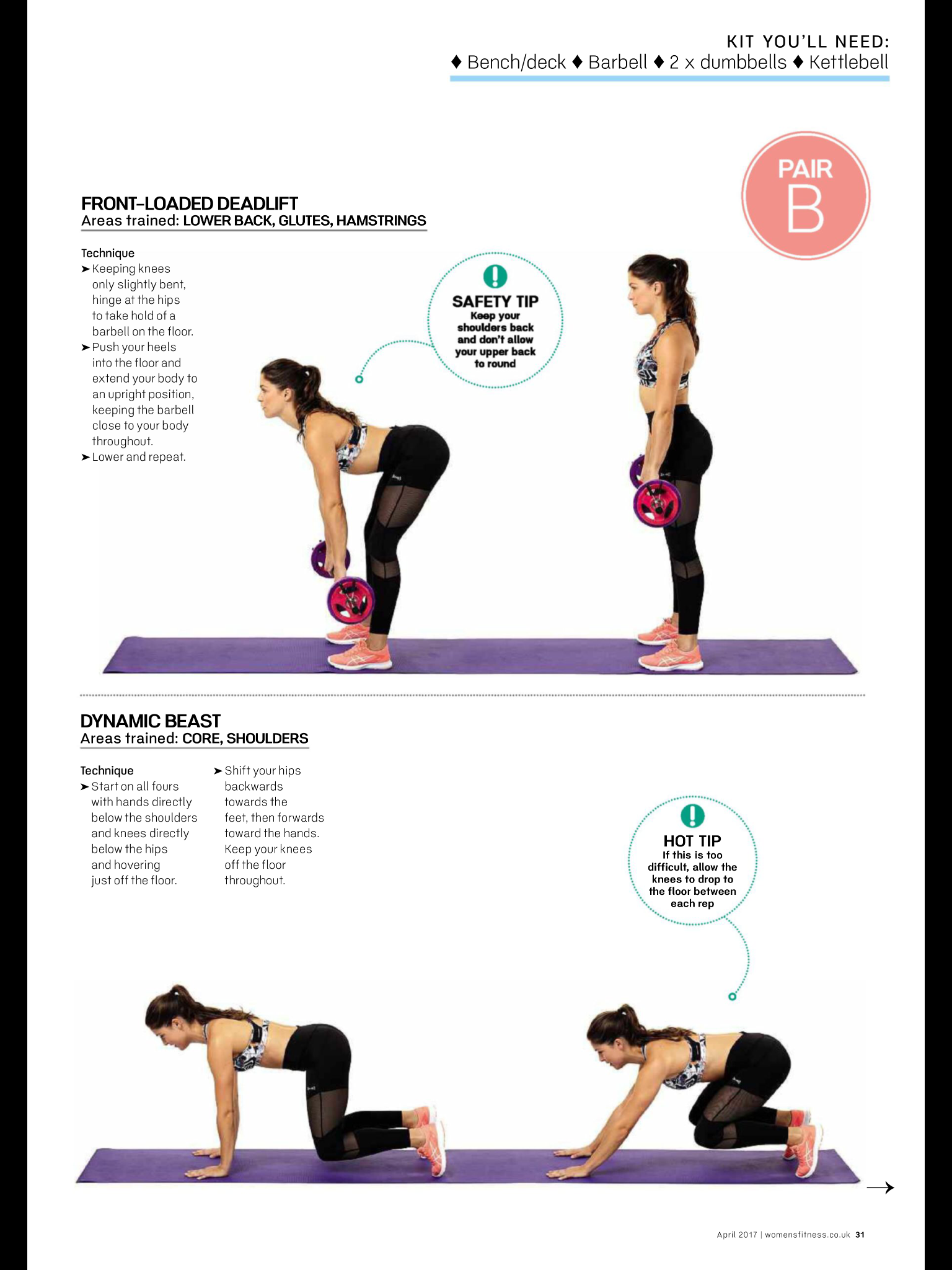 Pin by Jia Jia on Fitness & workouts Kettlebell