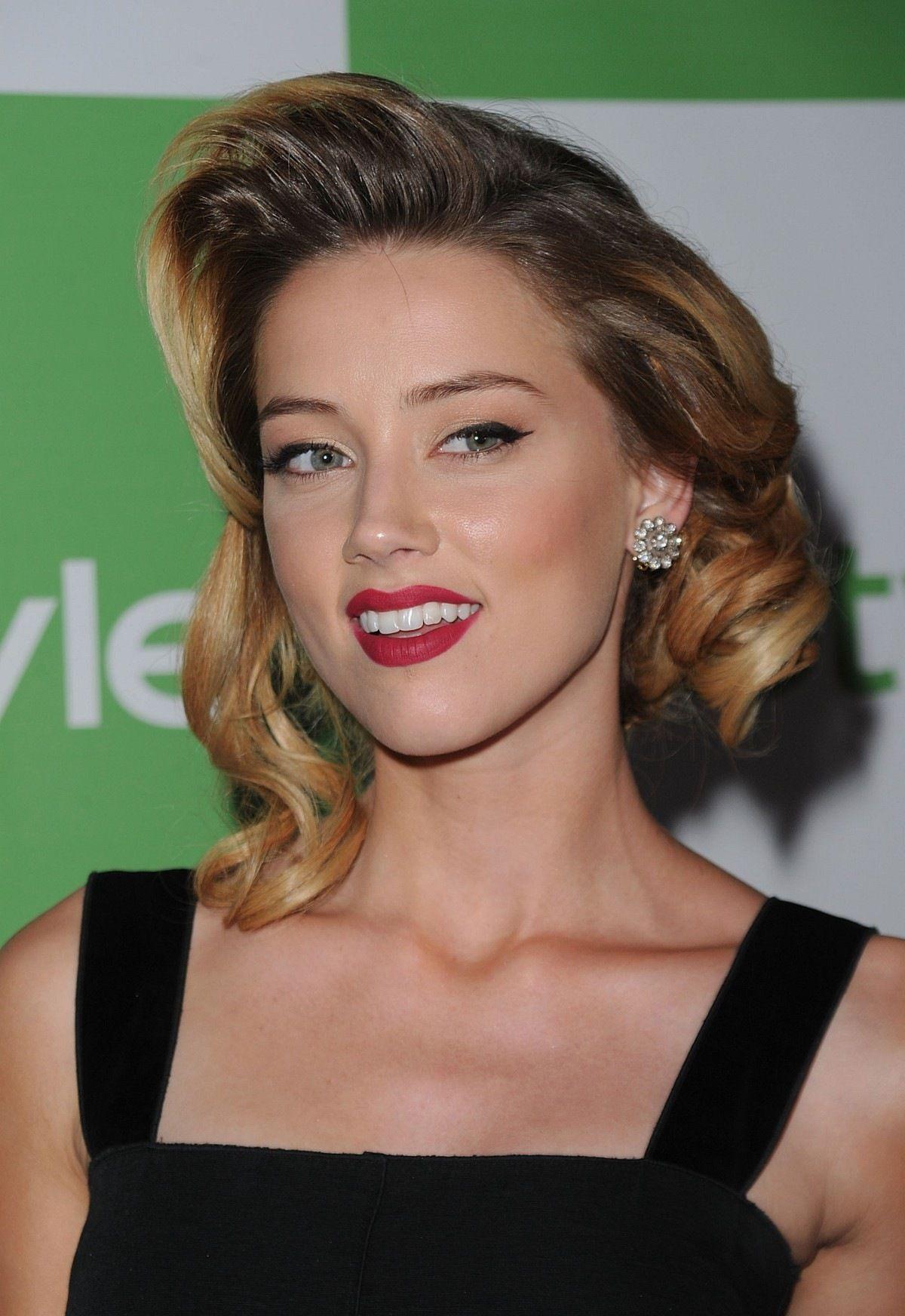 Amber Heard Pic 277884 Hairstyle Amber Heard Hair Styles