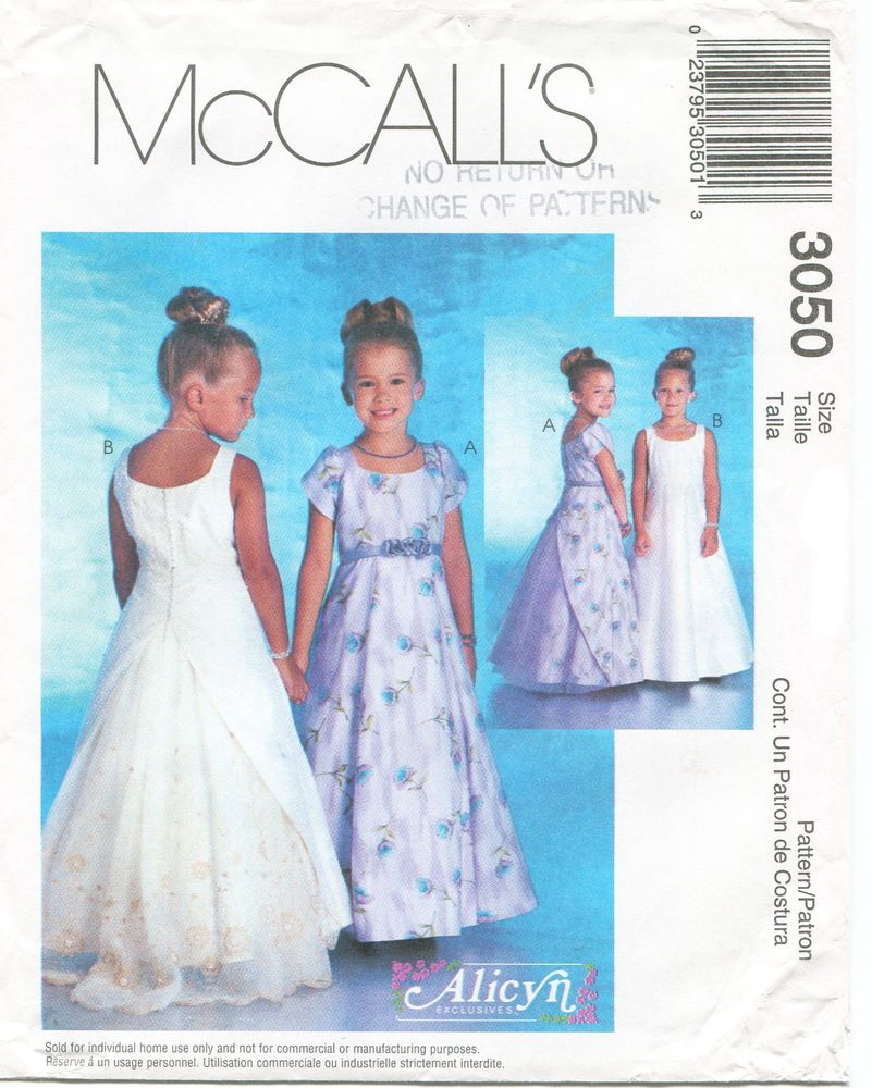 Mccalls 3050 girls special occasion dresses sewing pattern mccalls 3050 girls special occasion dresses sewing pattern pageant flower girl jeuxipadfo Gallery