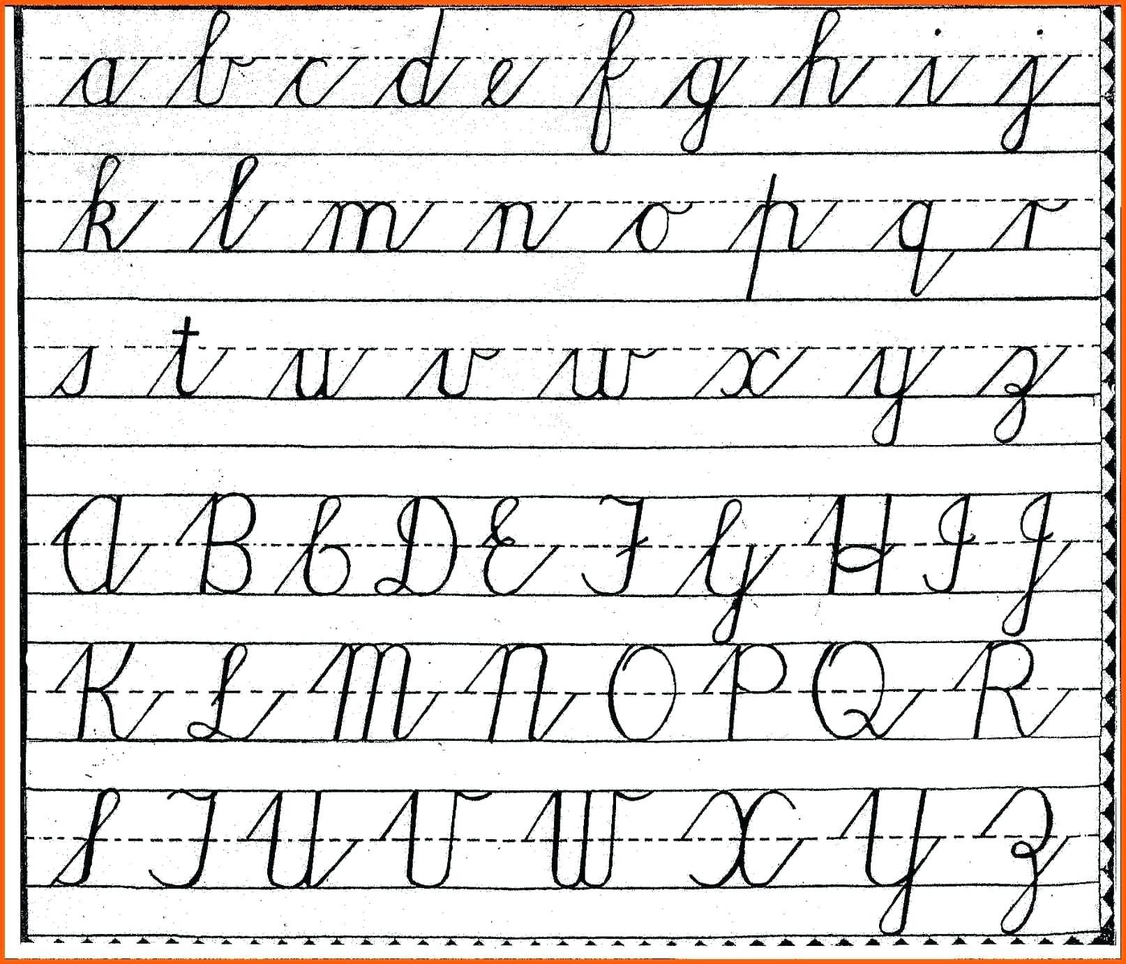 Cursive Writing Worksheets Cursive Words T Words In