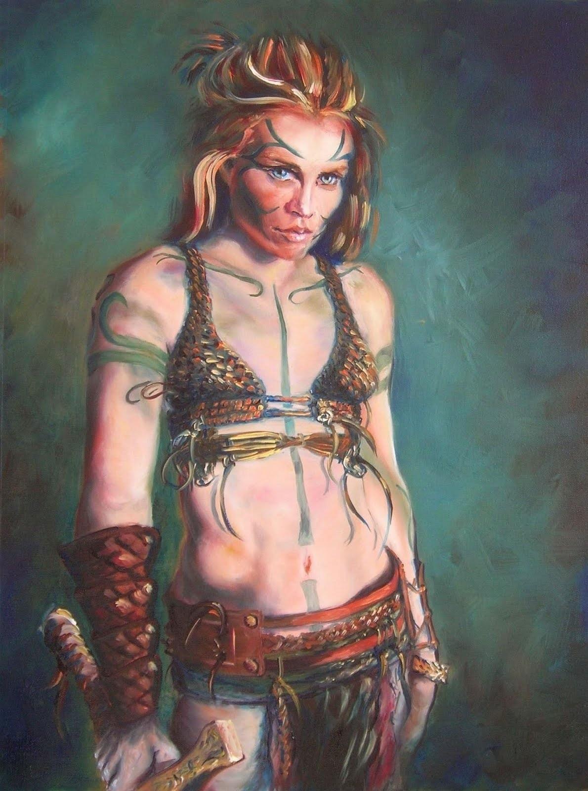 4515fdfab Celtic Warrior Woman Sword And Armor Tattoos | Tattoo Photo ...