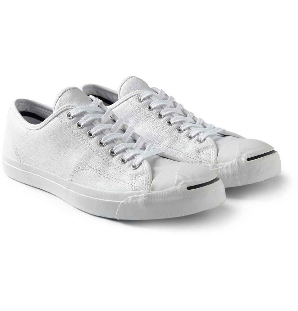 ca20e18c60a0 Converse - Jack Purcell Leather Sneakers