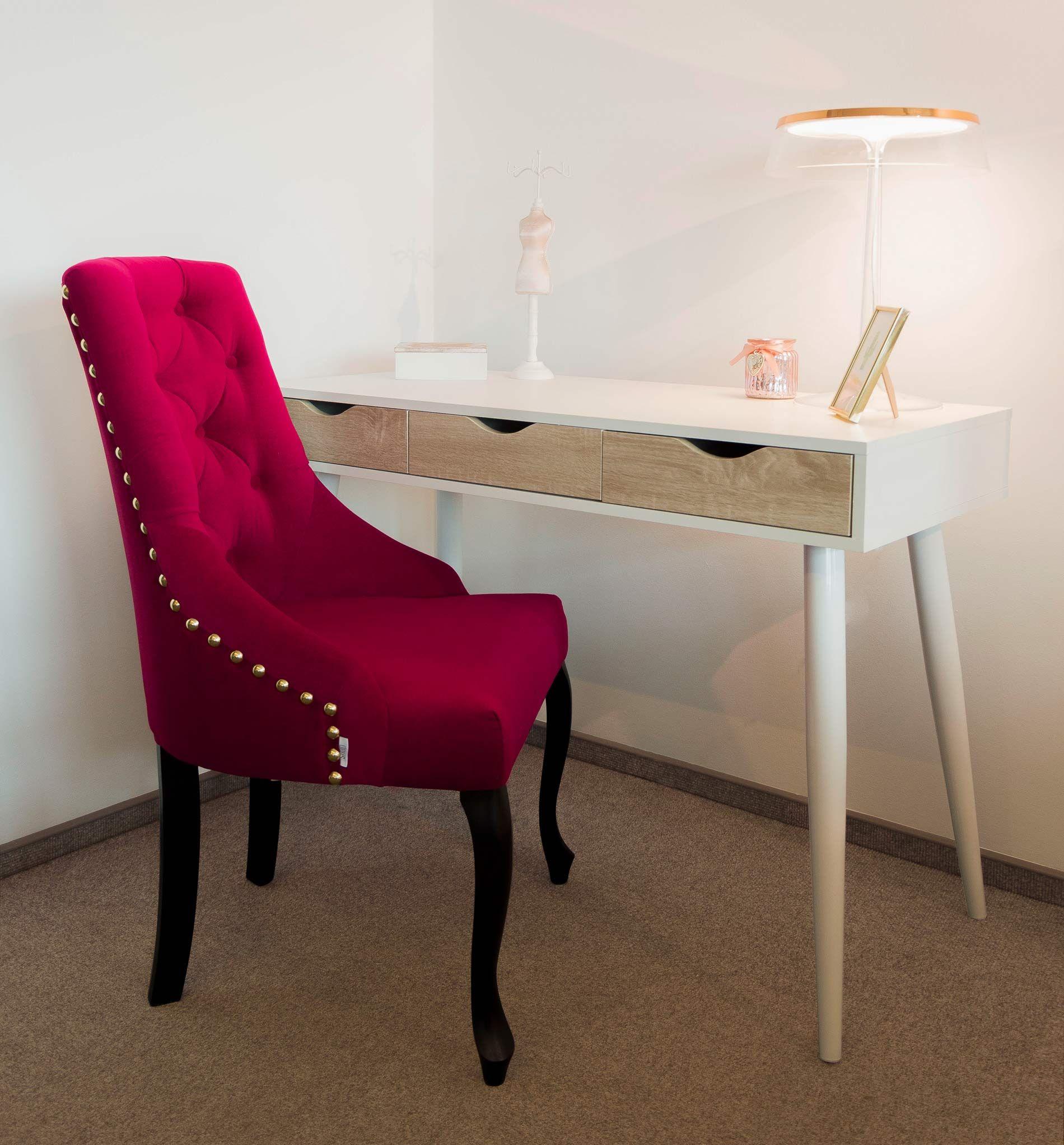36230ffad39016 Krzesła 🔹Sisi🔹 marki Snap polecają się również jako piękne, stylowe i  bardzo wygodne krzesła do toaletki 😍❤️